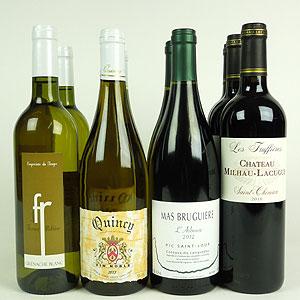 Cellar Selection - Mixed Wine Case