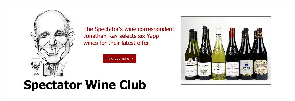 Spectator Wine Club Offer - Autumn 2021
