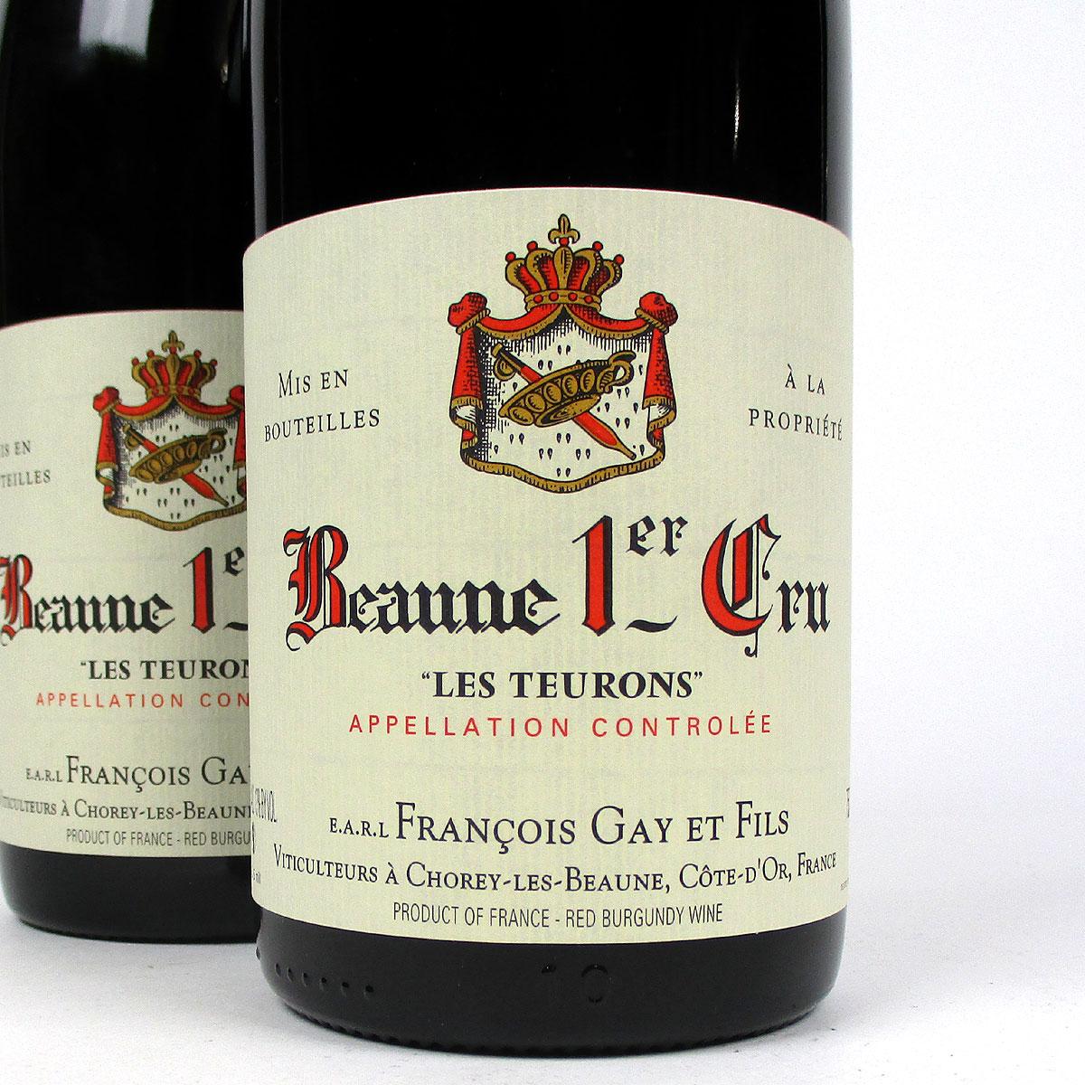 Beaune: Domaine François Gay & Fils 1er Cru 'Les Teurons' 2014