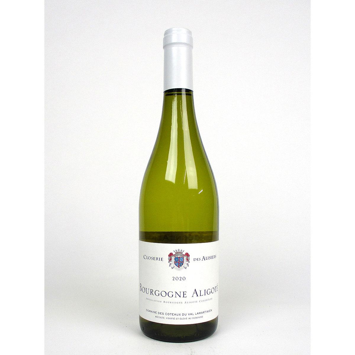 Bourgogne Aligoté: Closerie des Alisiers 2020 - Bottle