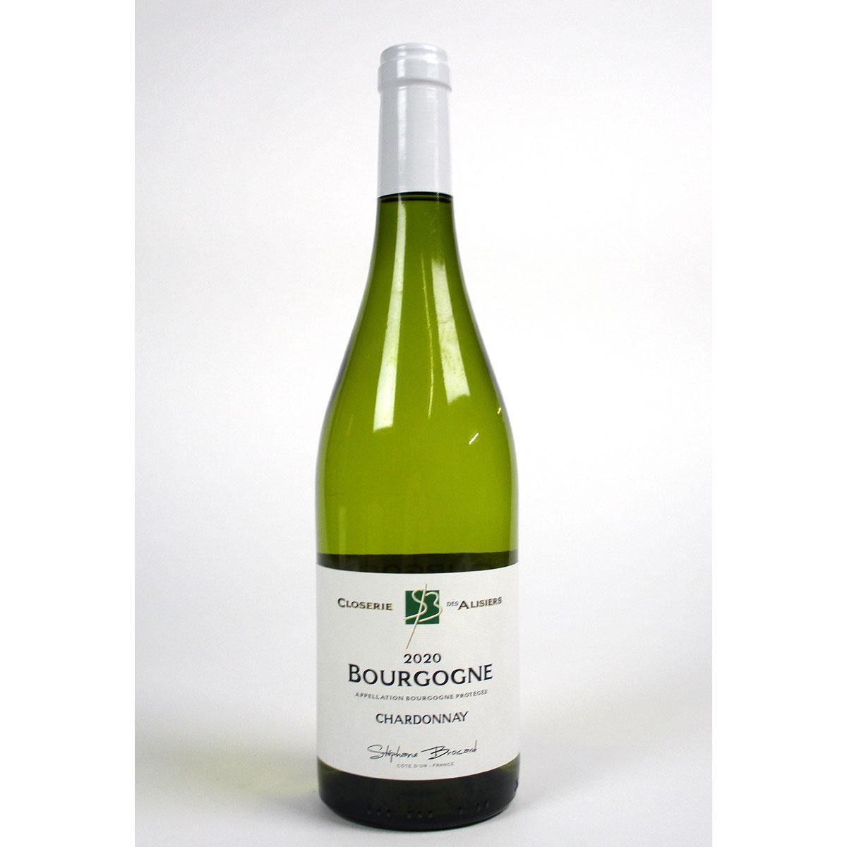 Bourgogne Chardonnay: Closerie des Alisiers 2020 - Bottle
