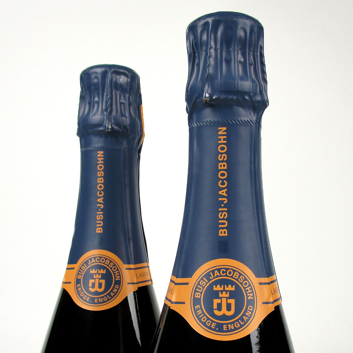 Busi Jacobsohn: 'Cuvée Brut' 2018 - Bottle Foils