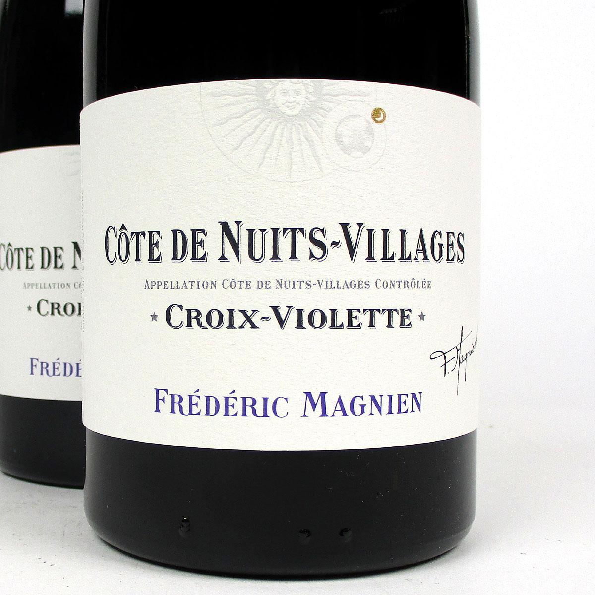 Côte de Nuits-Villages: Frédéric Magnien 'Croix Violette' 2017