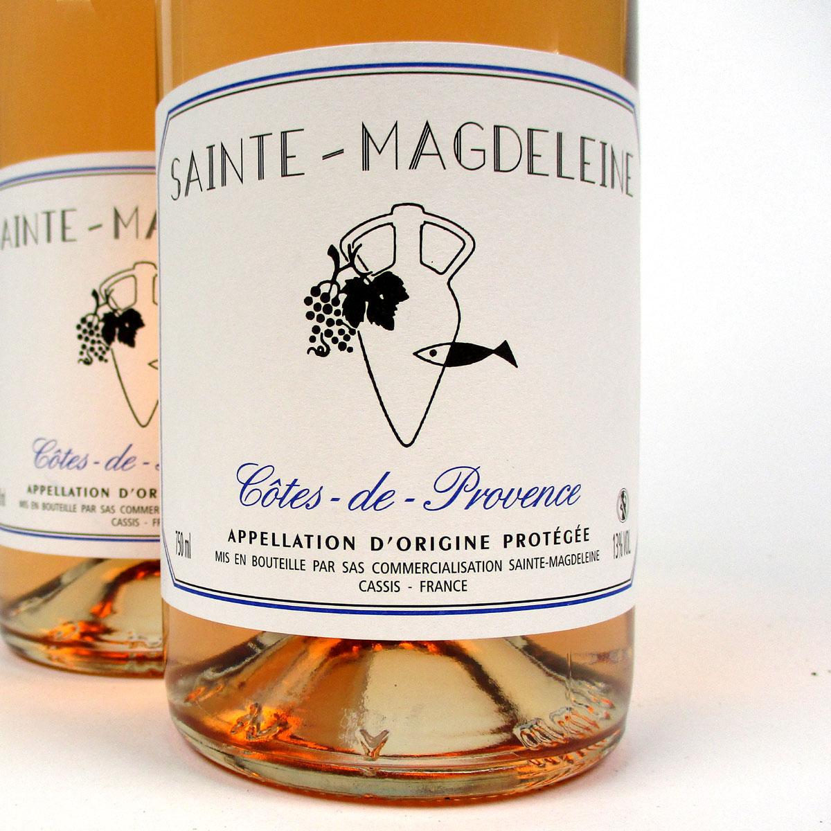Côtes de Provence: Clos Sainte Magdeleine Rosé 2020