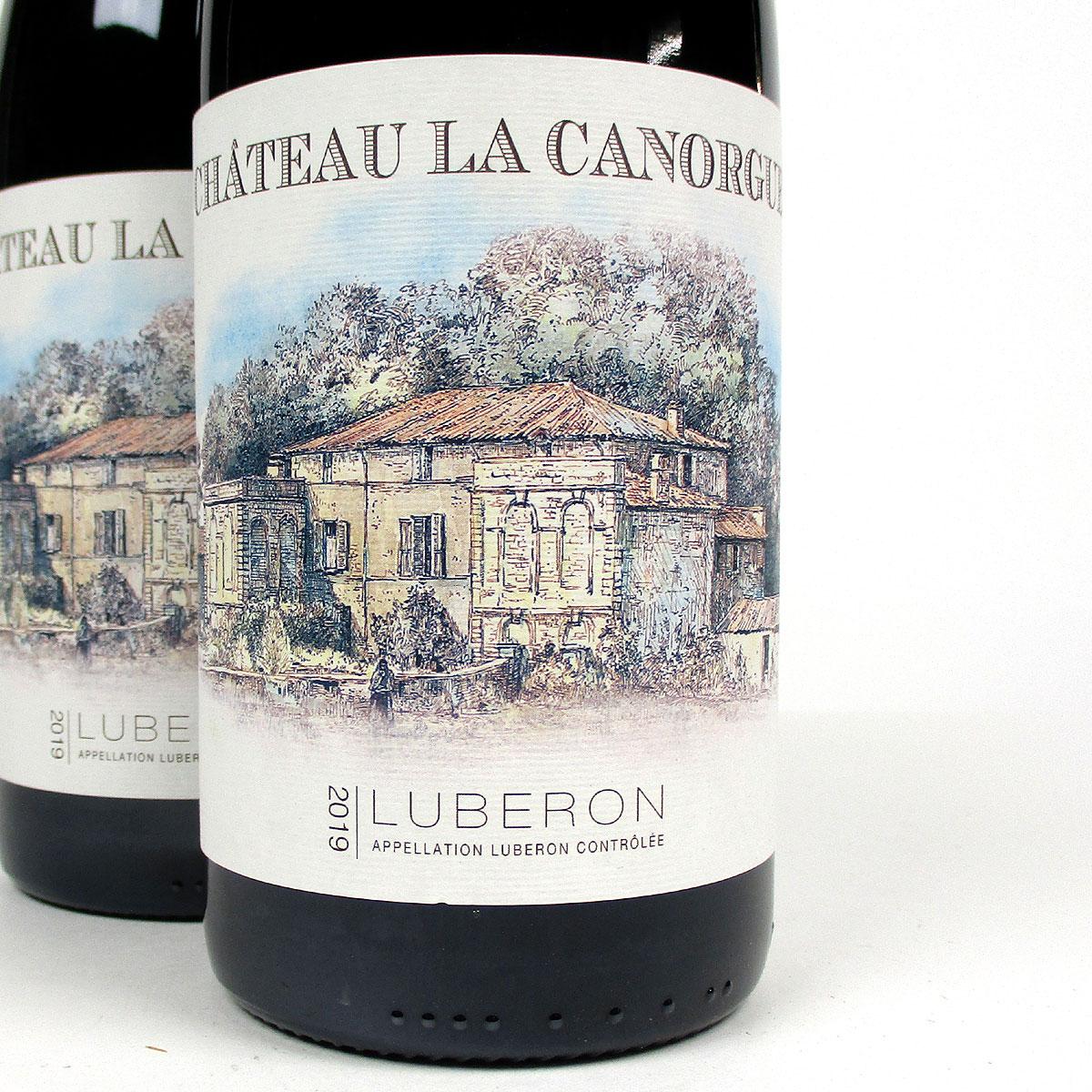 Côtes du Luberon: Château la Canorgue Rouge 2019