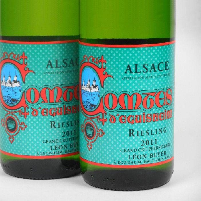 Alsace: Léon Beyer 'Comtes d'Eguisheim' Riesling 2011