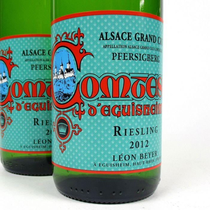 Alsace: Léon Beyer 'Comtes d'Eguisheim' Riesling 2012