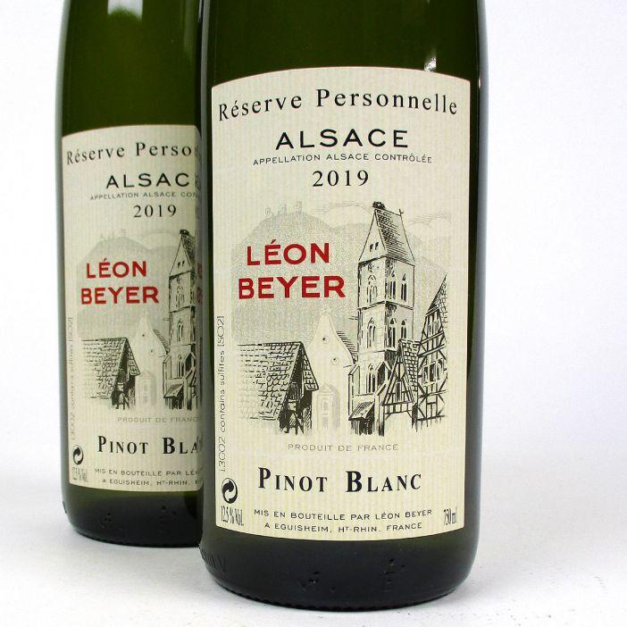Alsace: Léon Beyer 'Réserve Personnelle' Pinot Blanc 2019