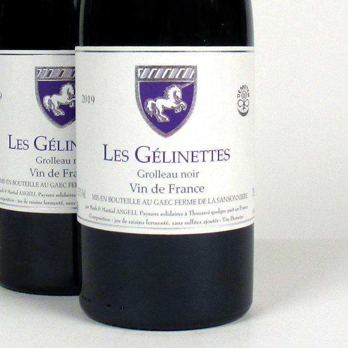 Anjou: Domaine de la Sansonnière 'Les Gélinettes' 2019