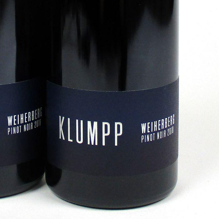Baden: Klumpp Bruchsaler Weiherberg Pinot Noir 2018