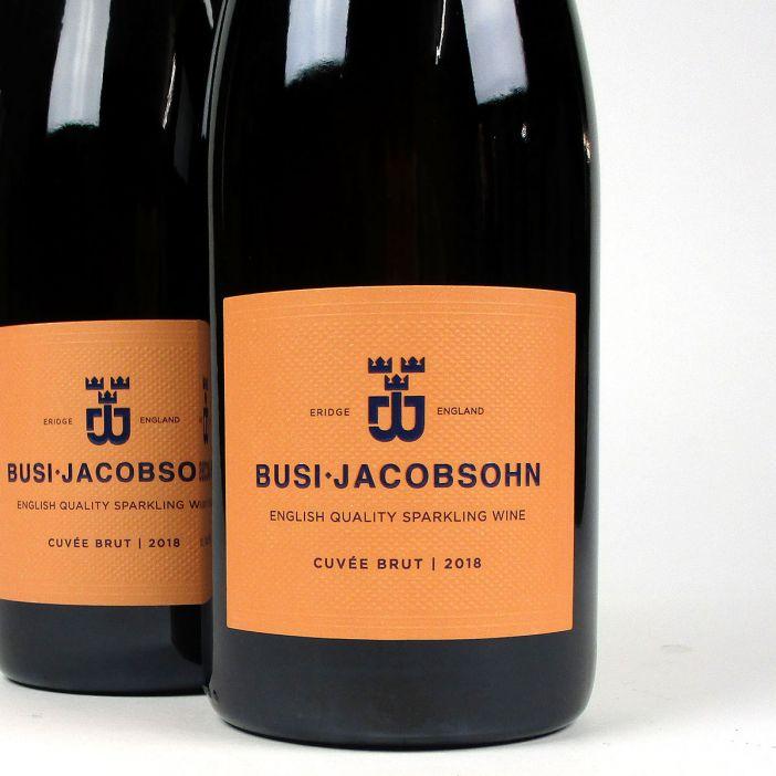 Busi Jacobsohn: 'Cuvée Brut' 2018