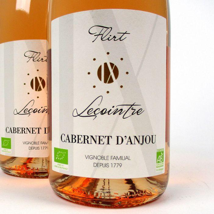 Cabernet d'Anjou: Château La Tomaze Rosé 2020