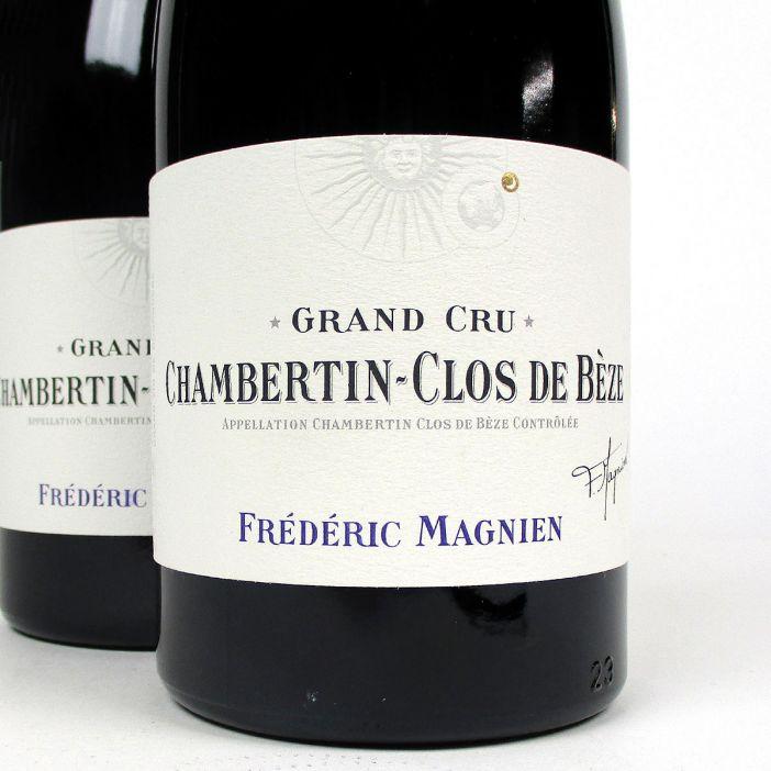 Chambertin-Clos de Bèze: Frédéric Magnien Grand Cru 2017