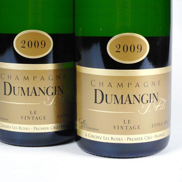 Champagne: Dumangin Fils. Premier Cru Brut Vintage 2009