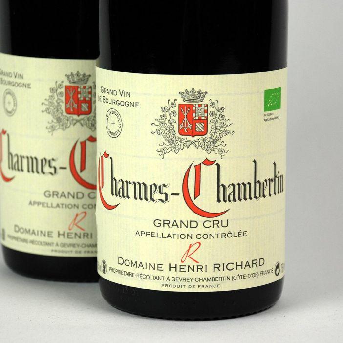 Charmes-Chambertin: Domaine Henri Richard Grand Cru 2013