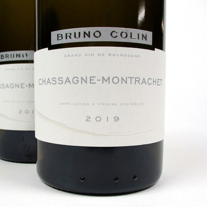 Chassagne-Montrachet: Domaine Bruno Colin Blanc 2019