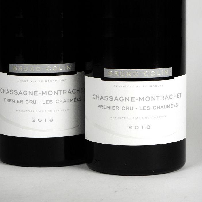 Chassagne-Montrachet: Domaine Bruno Colin Premier Cru 'Les Chaumées' 2018