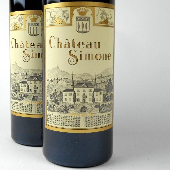 Château Simone Rouge 2018