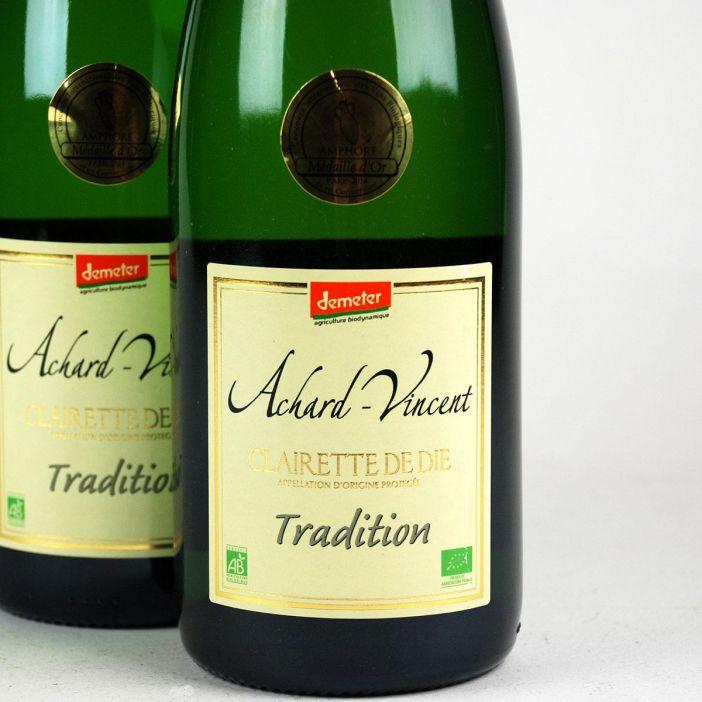 Clairette de Die: Domaine Achard-Vincent 'Tradition'