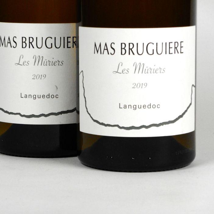 Coteaux du Languedoc: Mas Bruguière 'Les Mûriers' 2019