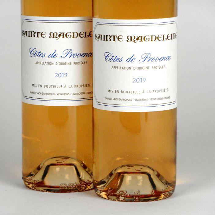 Côtes de Provence: Clos Sainte Magdeleine Rosé 2019