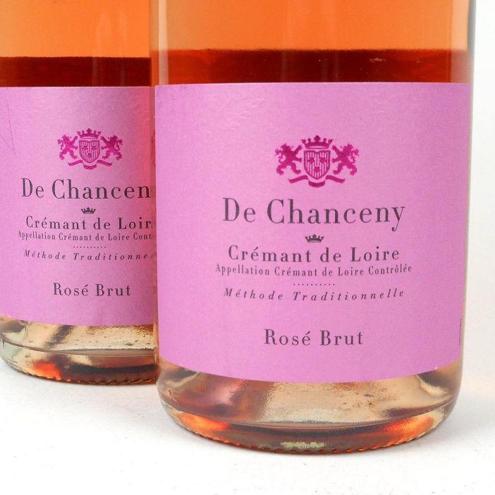 Crémant de Loire 'De Chanceny' Rosé Brut