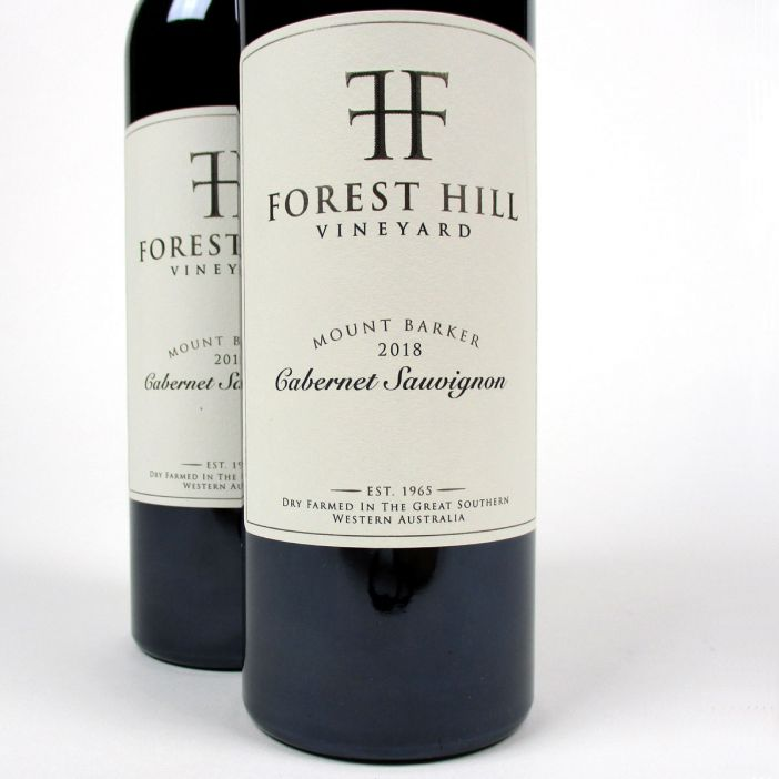 Forest Hill Vineyard: 'Estate' Cabernet Sauvignon 2018