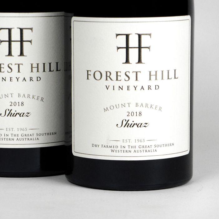 Forest Hill Vineyard: 'Estate' Shiraz 2018