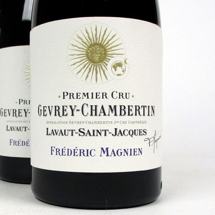 Gevrey-Chambertin: Frédéric Magnien 'Lavaut-Saint-Jacques' Premier Cru 2017