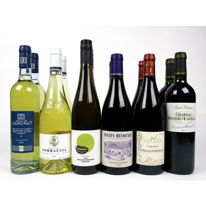 'Harvest Supper' - Mixed Case Wine Offer