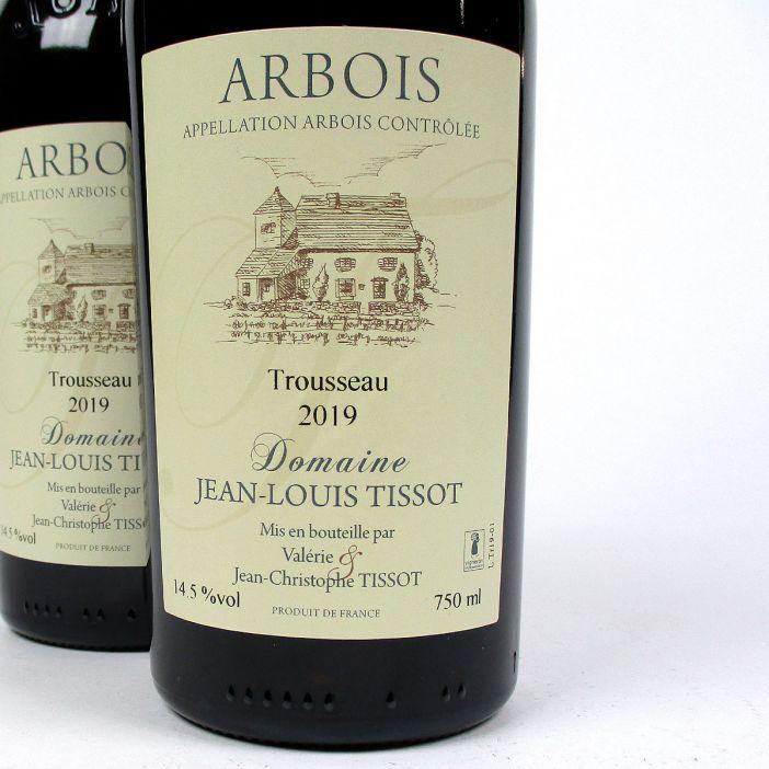 Jura Arbois: Trousseau Domaine Jean-Louis Tissot 2019