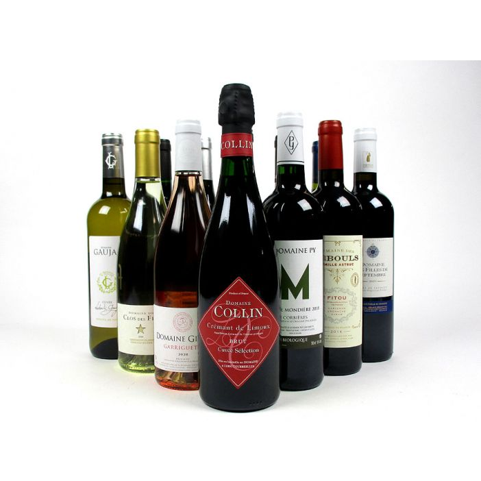 'The Languedoc-Roussillon Case' - Wine Offer