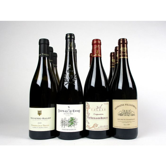 'The Loire Guide' -  Mixed Case Wine Offer
