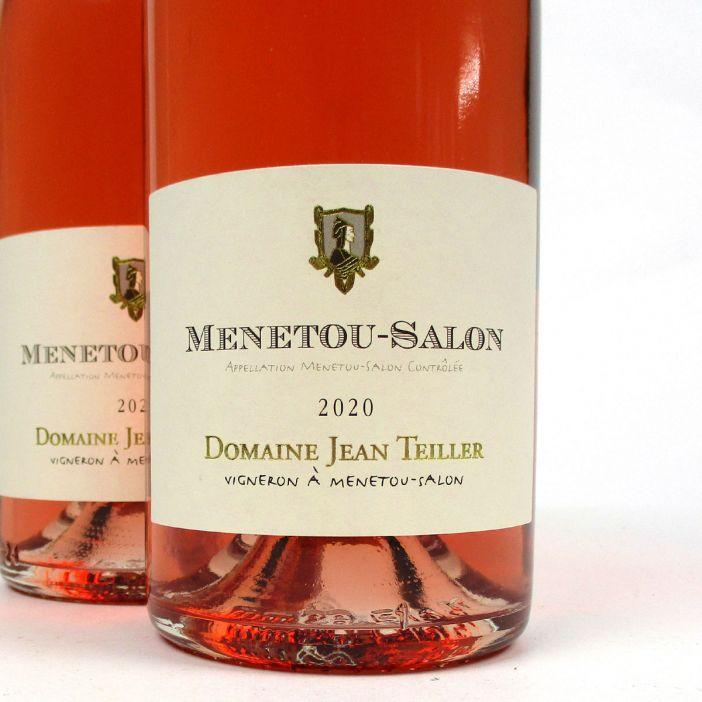 Menetou Salon: Domaine Jean Teiller Rosé 2020
