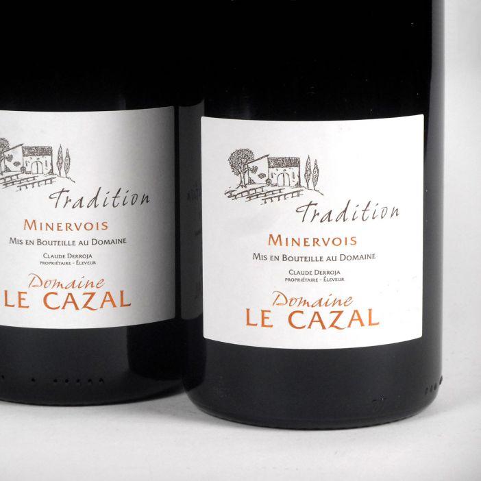 Minervois: Domaine Le Cazal 'Tradition' 2018