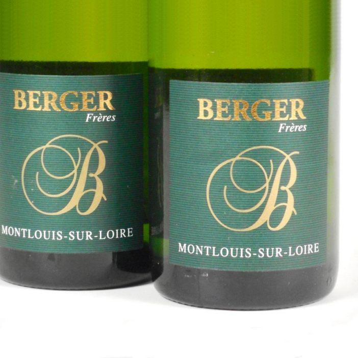 Montlouis-sur-Loire: Berger Frères Brut