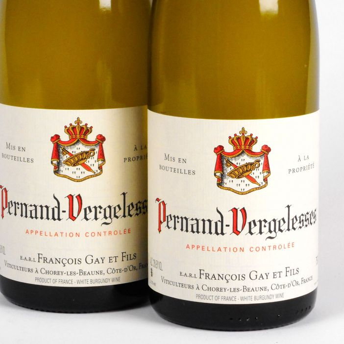 Pernand-Vergelesses: Domaine François Gay & Fils 2018