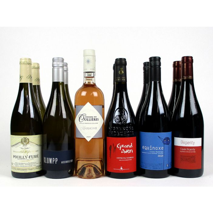 'Pick of the Press' - Mixed Case Wine Offer - Autumn 2021