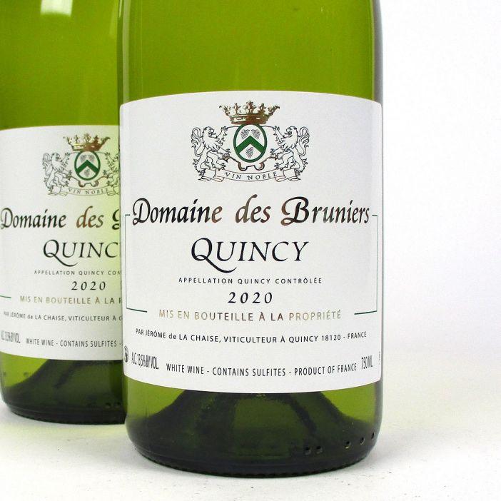 Quincy: Jerôme de la Chaise 2020