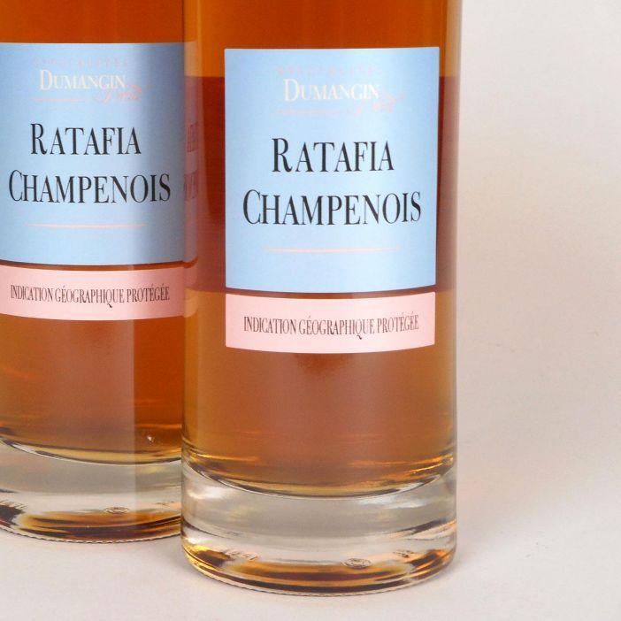 Ratafia Champenois: Spécialités Dumangin