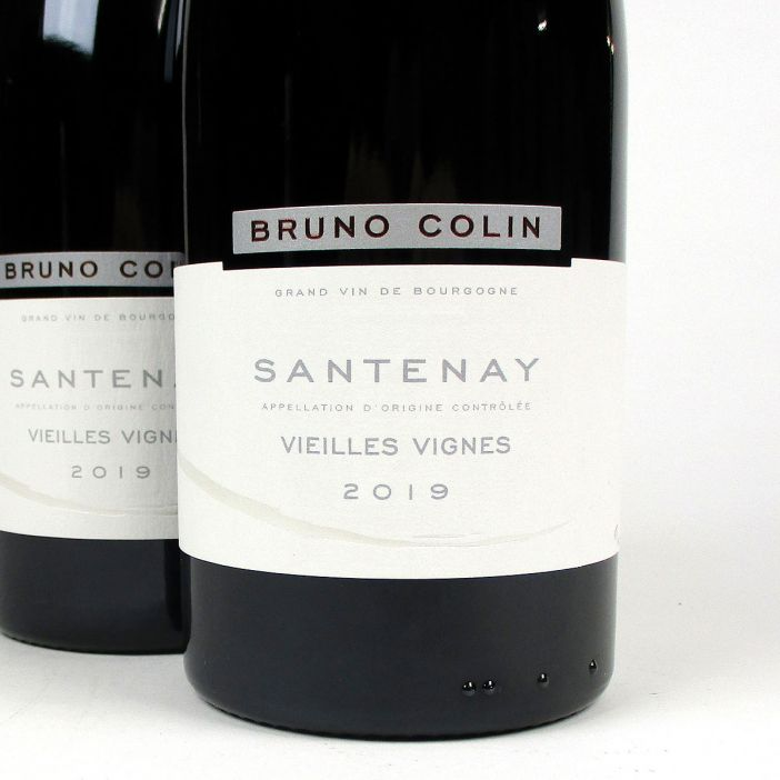 Santenay: Domaine Bruno Colin 'Vieilles Vignes' 2019