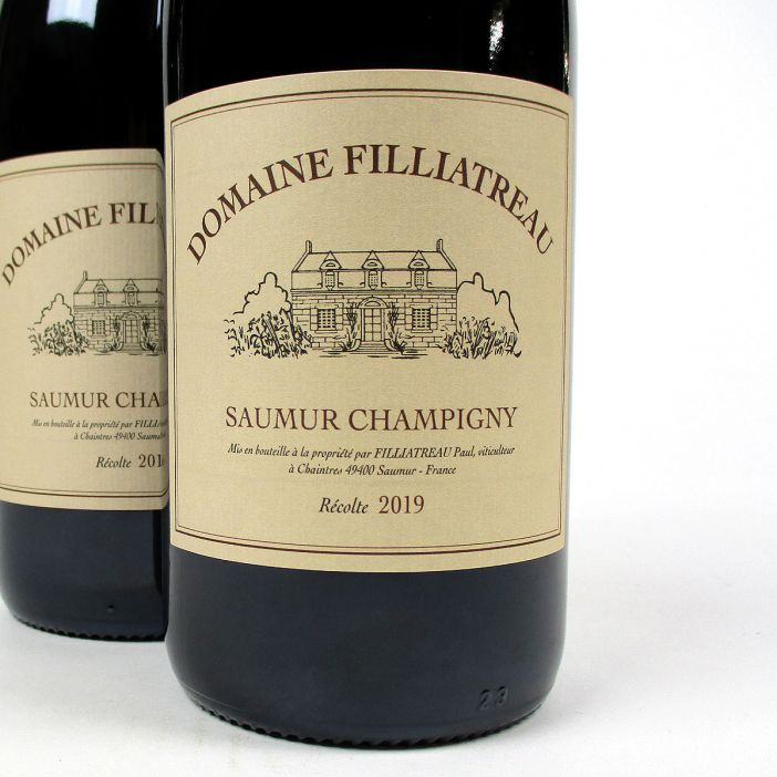 Saumur Champigny: Domaine Filliatreau 2019