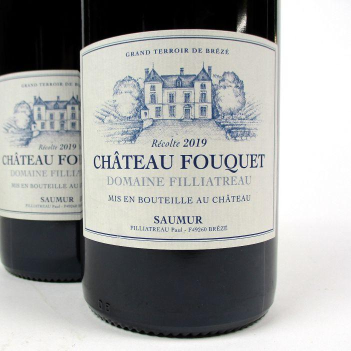 Saumur: Domaine Filliatreau Château Fouquet Rouge 2019