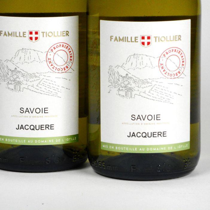 Savoie: Domaine de L'Idylle Jacquère 2020