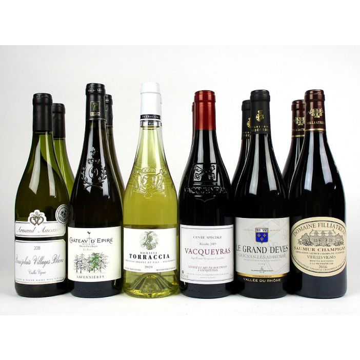 'The Spectator Wine Club Offer' Mixed Case - October 2021