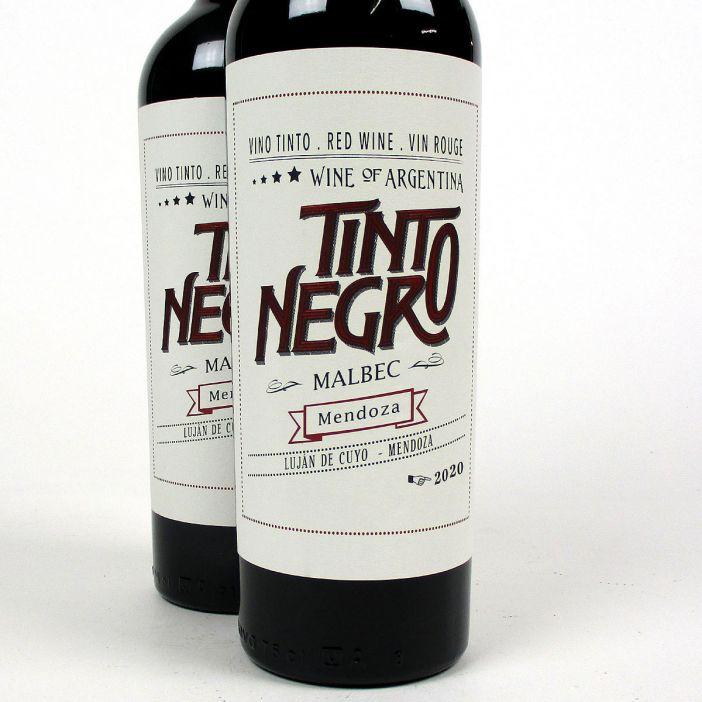 Tinto Negro: Mendoza Malbec 2020