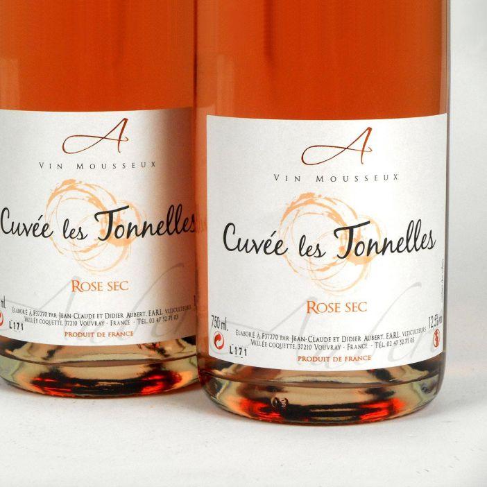 Vin Mousseux de Qualité: Cuvée les Tonnelles