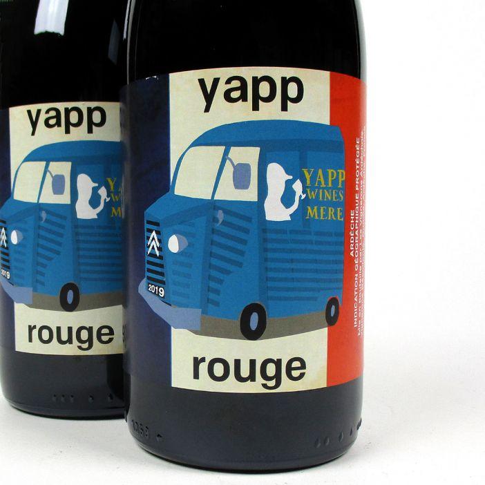 Yapp Rouge 2019
