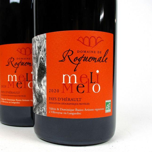 IGP Vin de Pays de l'Hérault: Domaine Roquemale 'Meli Melo' 2020