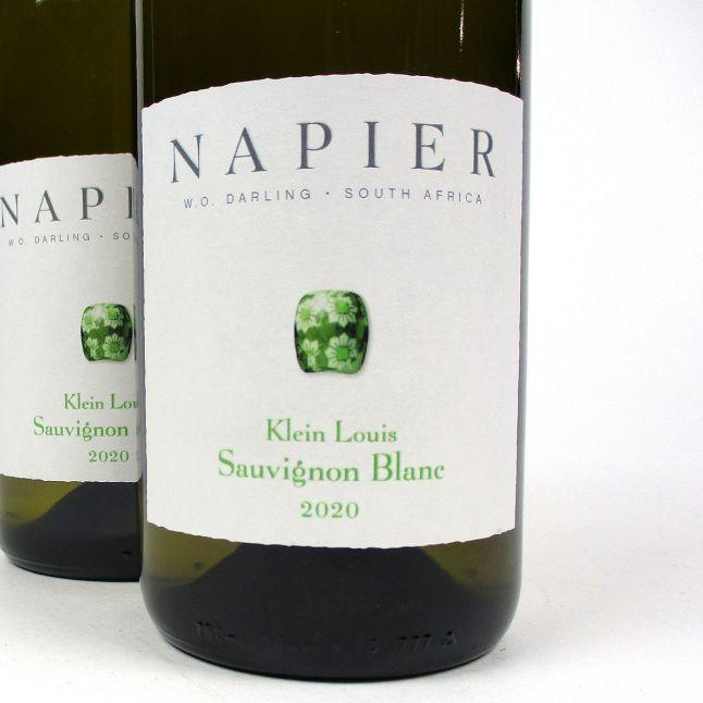 Napier Winery: 'Klein Louis' Sauvignon Blanc 2020